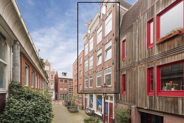 Violettenstraat 10 Bv in Amsterdam 1015 NP