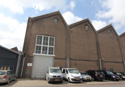 Hendrik Figeeweg 3 E Hal 3 in Haarlem 2031 BJ