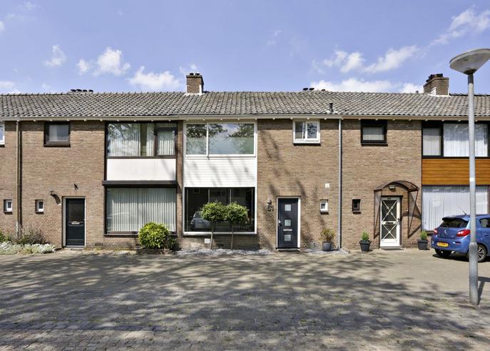 Boornestraat 61 in 'S-Hertogenbosch 5215 EW