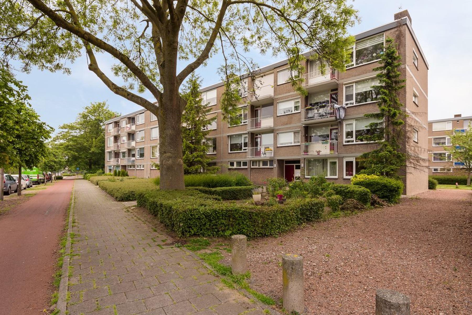 Burgemeester De Zeeuwstraat 258 in Ridderkerk 2981 AH