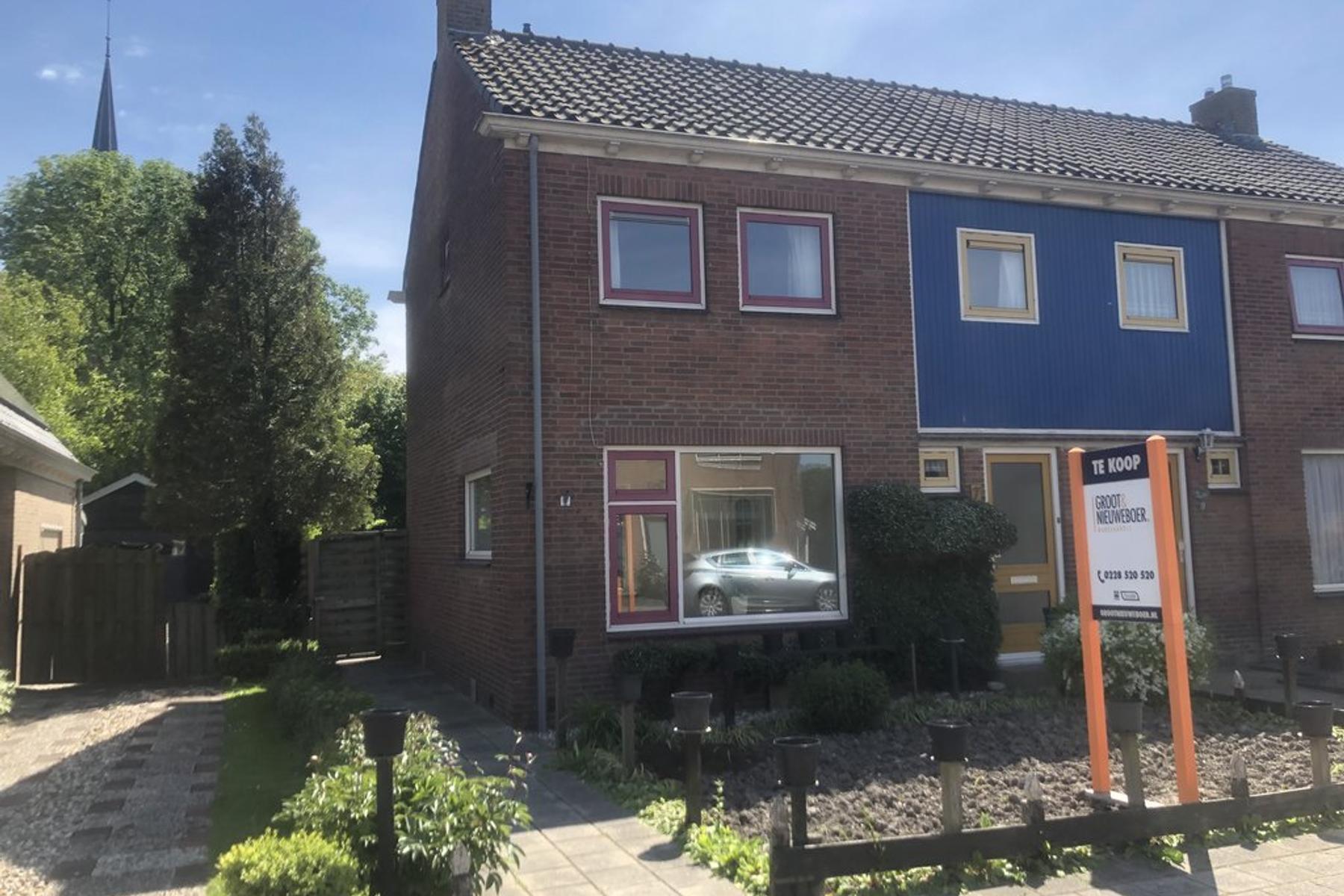 Noorder Sluisstraat 7 in Hem 1607 CR