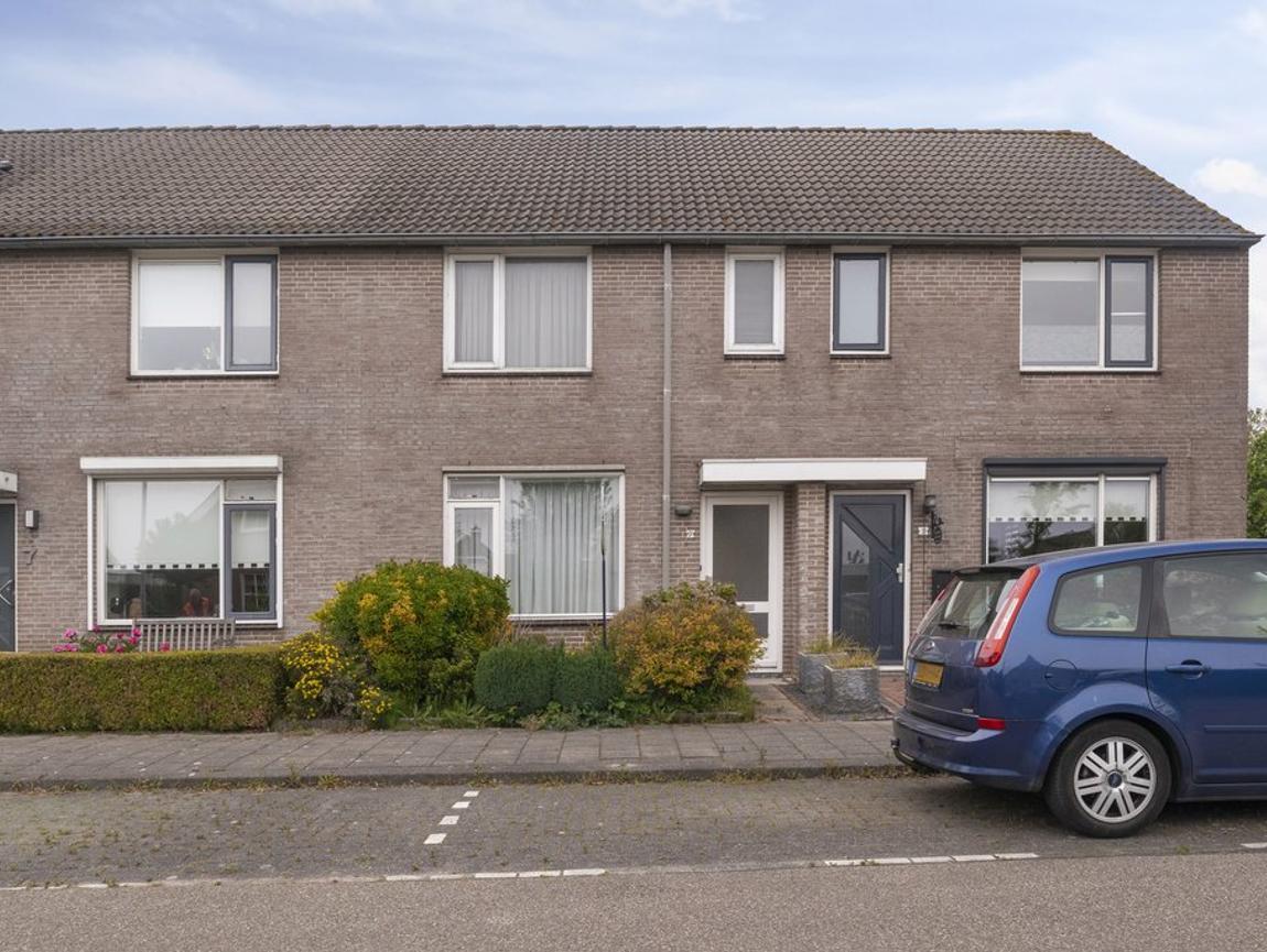 Hoornbloemstraat 9 in Zevenbergen 4761 ZM
