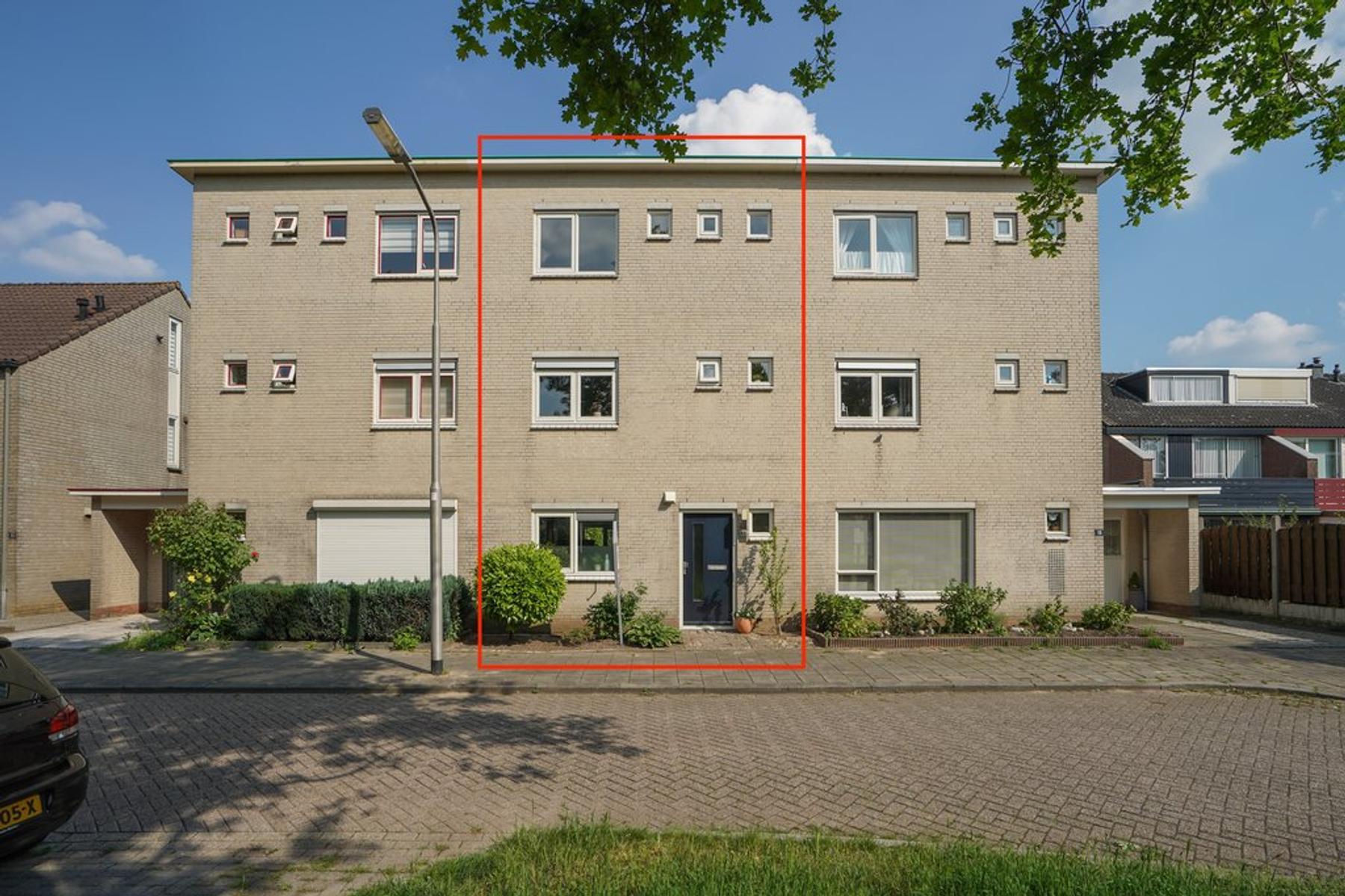 Ackerbroekweg 17 in Nijmegen 6546 HX