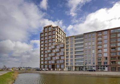 Haparandadam 2 E8* in Amsterdam 1013 AK