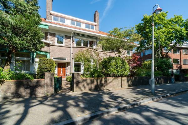 Van Montfoortlaan 6 in 'S-Gravenhage 2596 SR