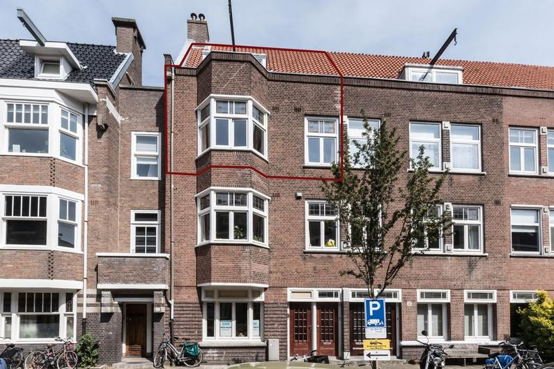 Woubruggestraat 35 Ii in Amsterdam 1059 VP