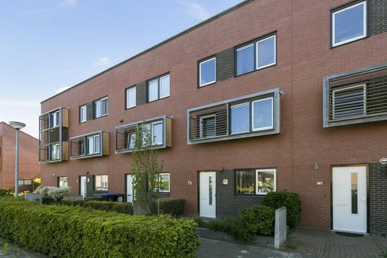 Johann Faberlaan 75 in Groningen 9744 DG