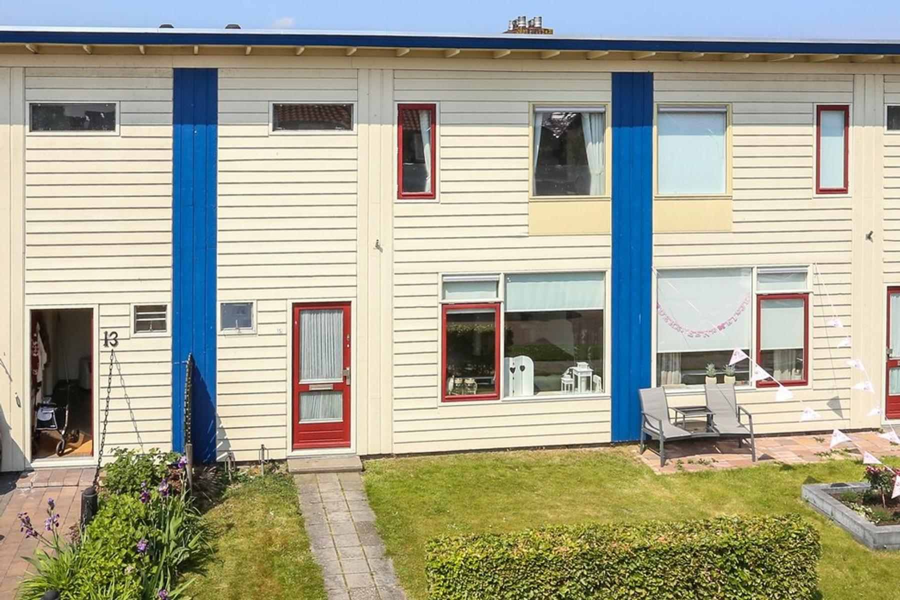 Zuster Jacobsstraat 15 in Echtenerbrug 8539 SP
