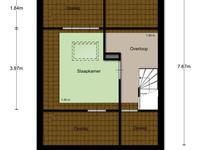 Straat Van Makassar 45 B in Amstelveen 1183 GZ