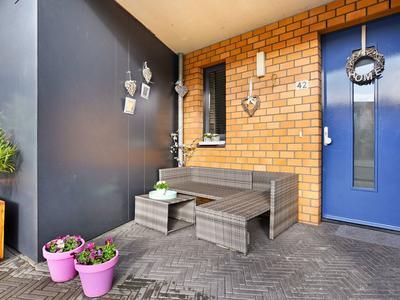 Belvedere 42 in Hoofddorp 2134 BS