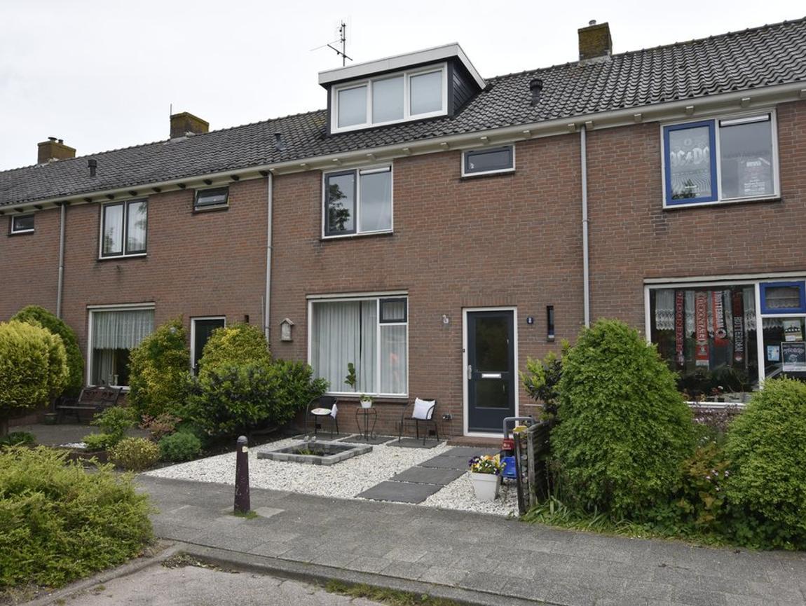 Frisostraat 8 in Westwoud 1617 VH