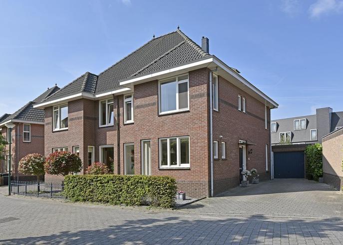 Willem Oldemaatlaan West 8 in Odijk 3984 BT