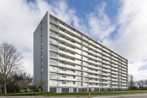 Van Harinxmaplein 81 - 88 in Leeuwarden 8931 DN