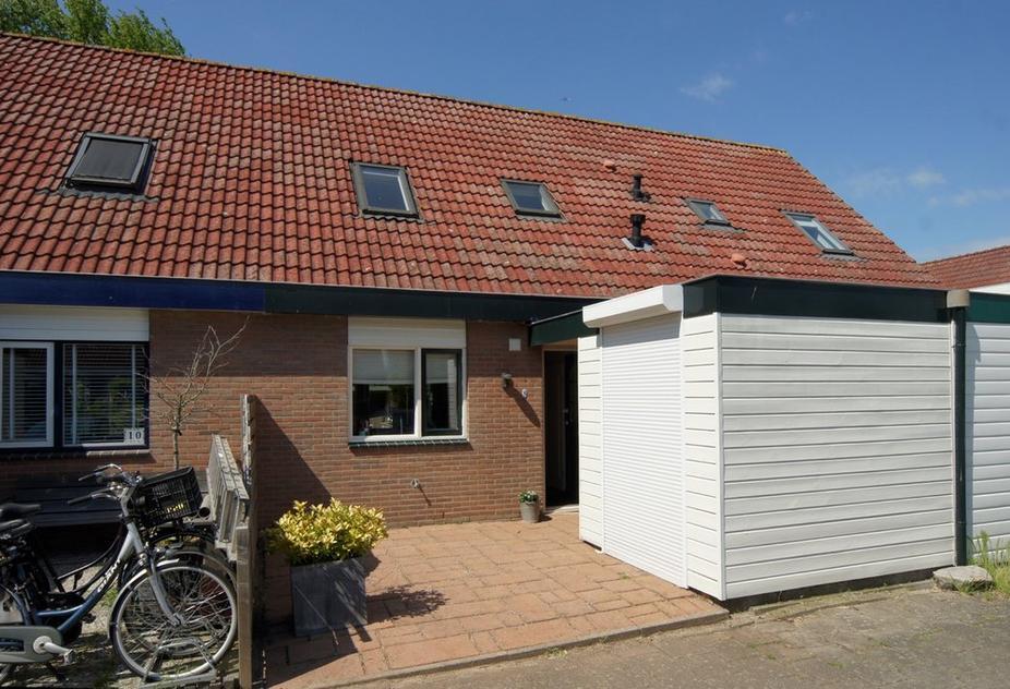 Ossendrechtstraat 8 in Almere 1324 ZW