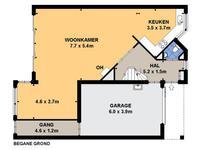 Boerhaavelaan 48 in Barendrecht 2992 KA