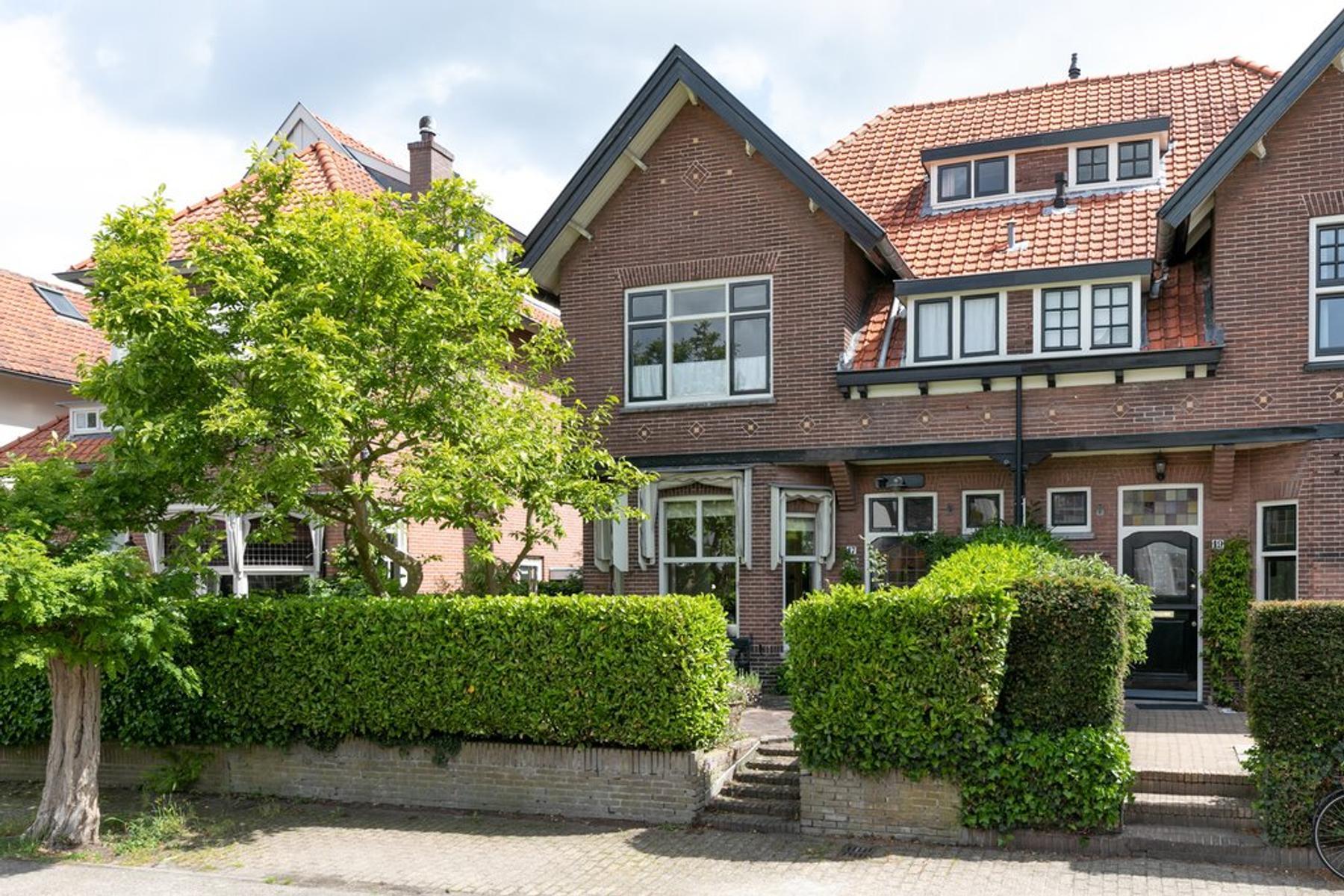 Ruthardlaan 17 in Bussum 1406 RP