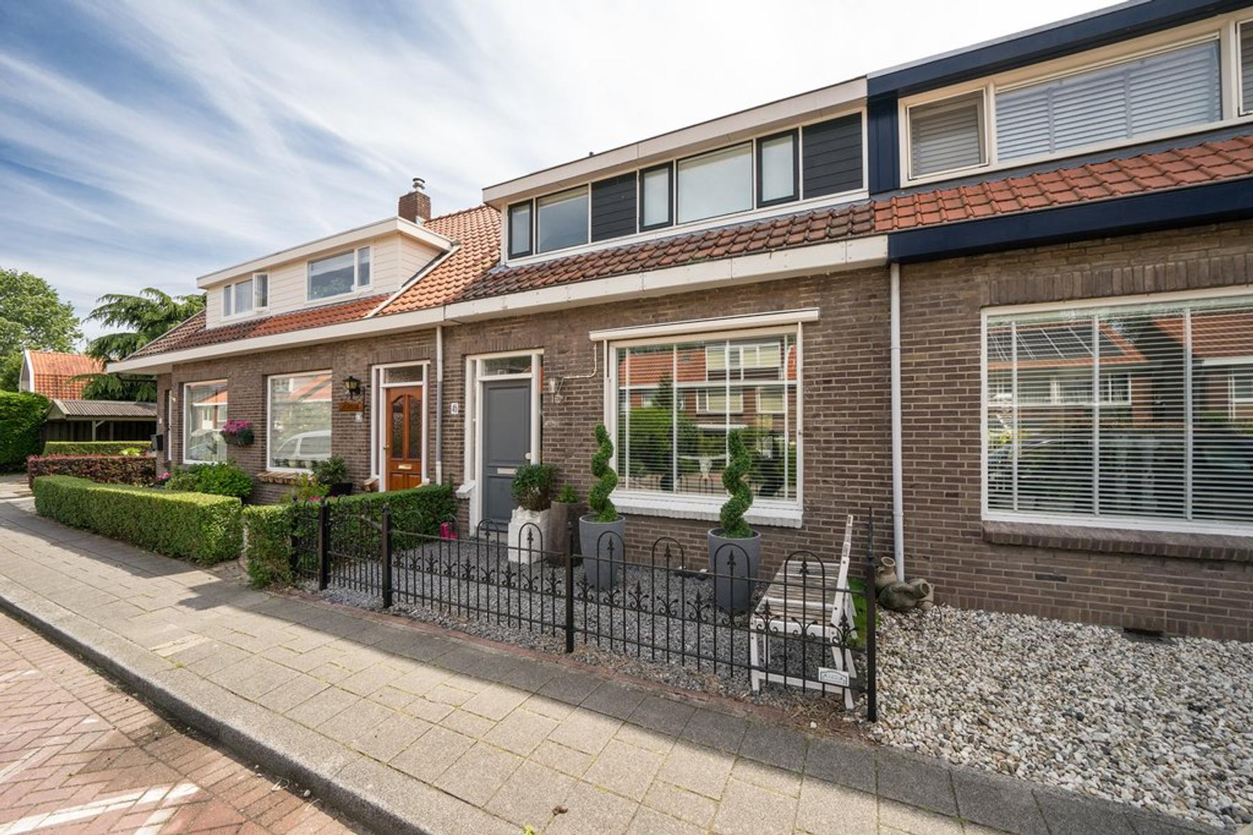 Zevenbergsedijkje 46 in Rotterdam 3079 DR