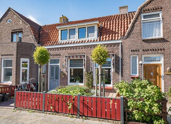 Patrimoniumstraat 3 in Harlingen 8861 HN
