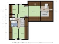 Driehuizen 6 in Veghel 5464 RA