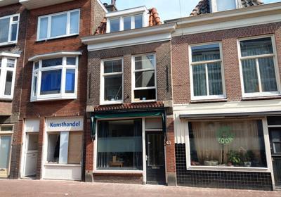 Morsstraat 43 in Leiden 2312 BL