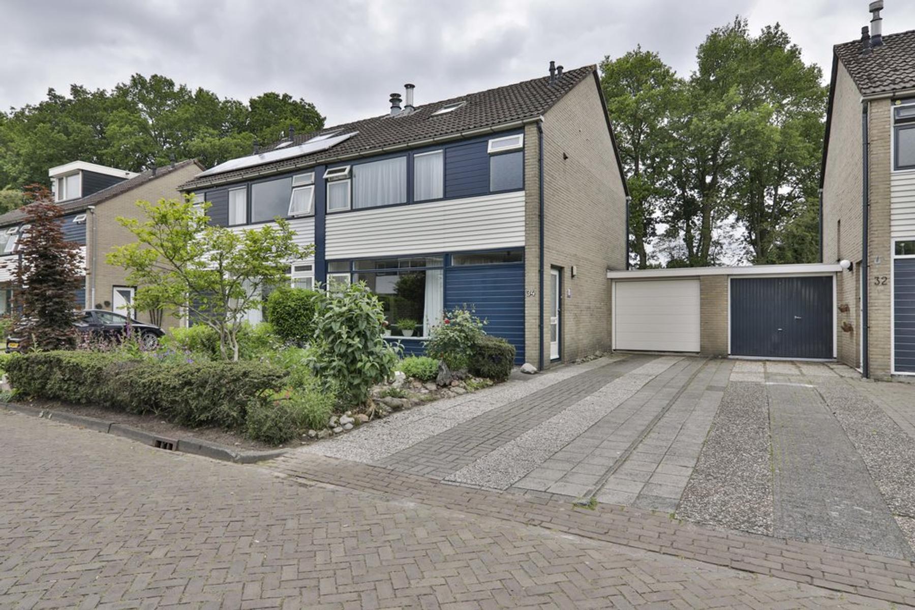 De Rietgans 34 in Hoogeveen 7905 GH