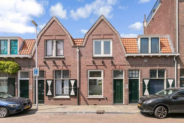 Van Der Helststraat 3 in Utrecht 3583 AT