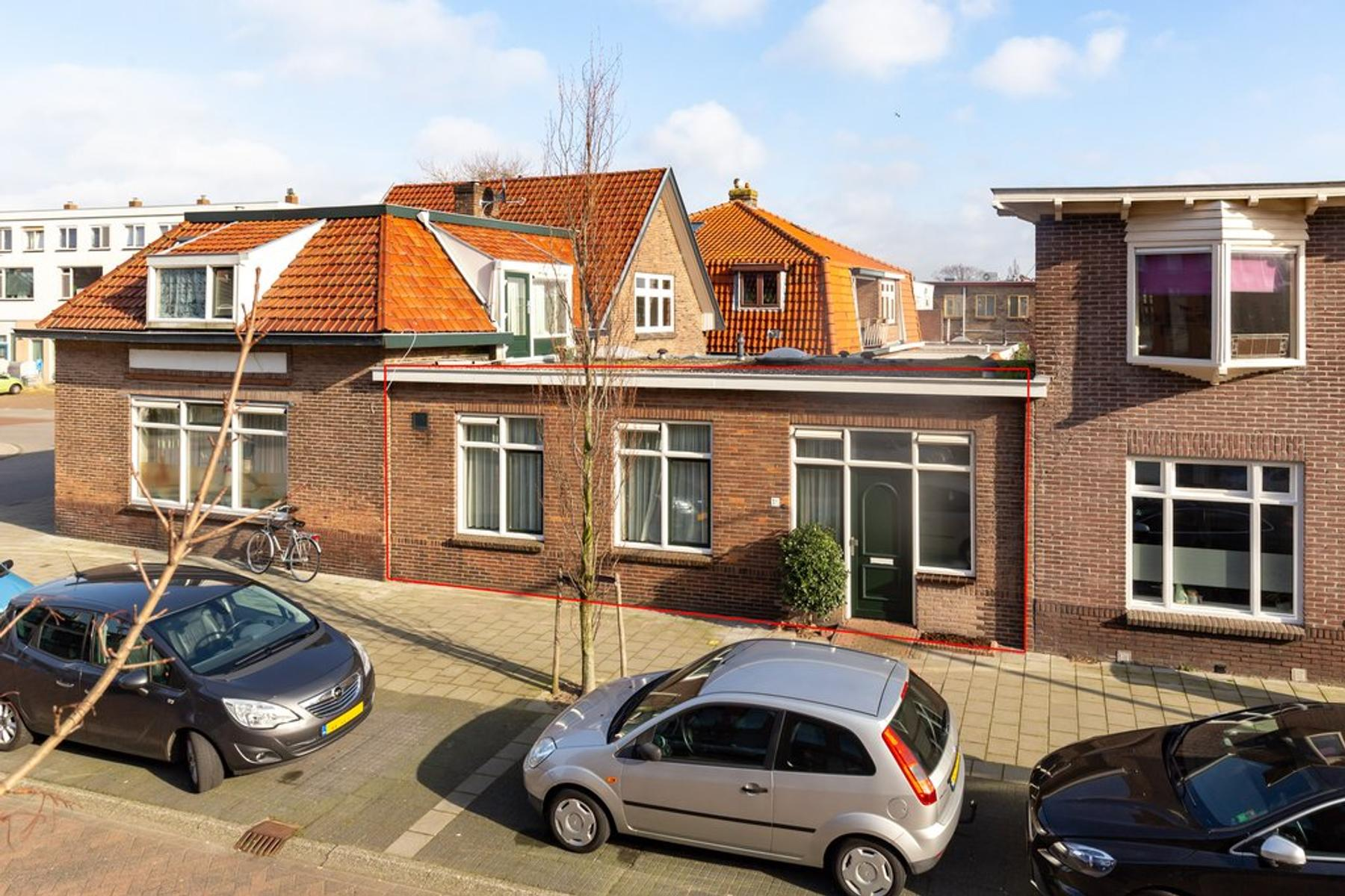 Prins Hendrikstraat 1 A in Hillegom 2181 AN