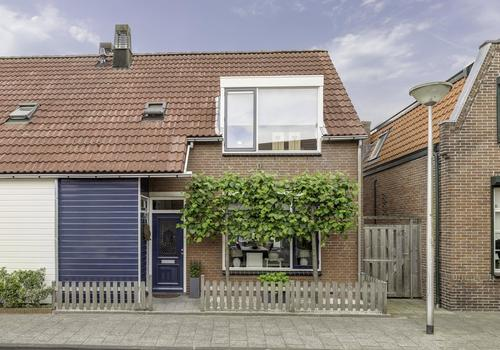 Wilhelminastraat 23 C in Sliedrecht 3361 XT