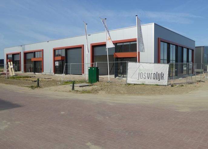 Unit (Bouwnummer 3) in Steenbergen 4651 SX