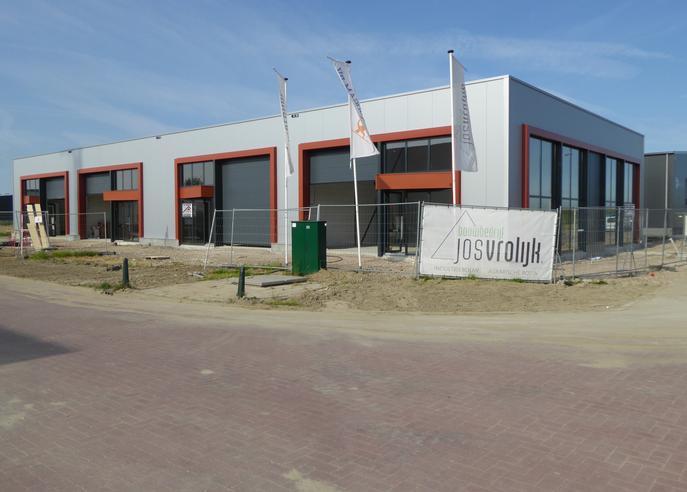 Unit (Bouwnummer 4) in Steenbergen 4651 SX