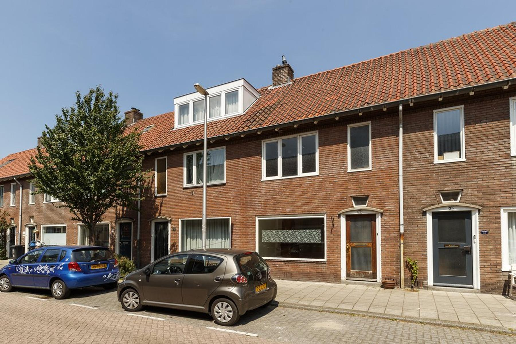 Fregatstraat 27 in Utrecht 3534 RA