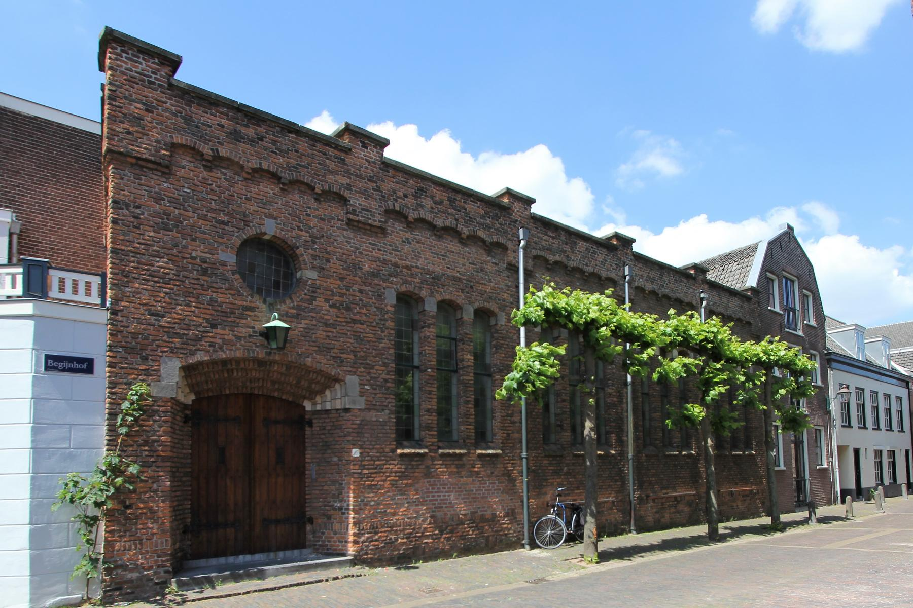 Begijnhof 10 in Haarlem 2011 HE