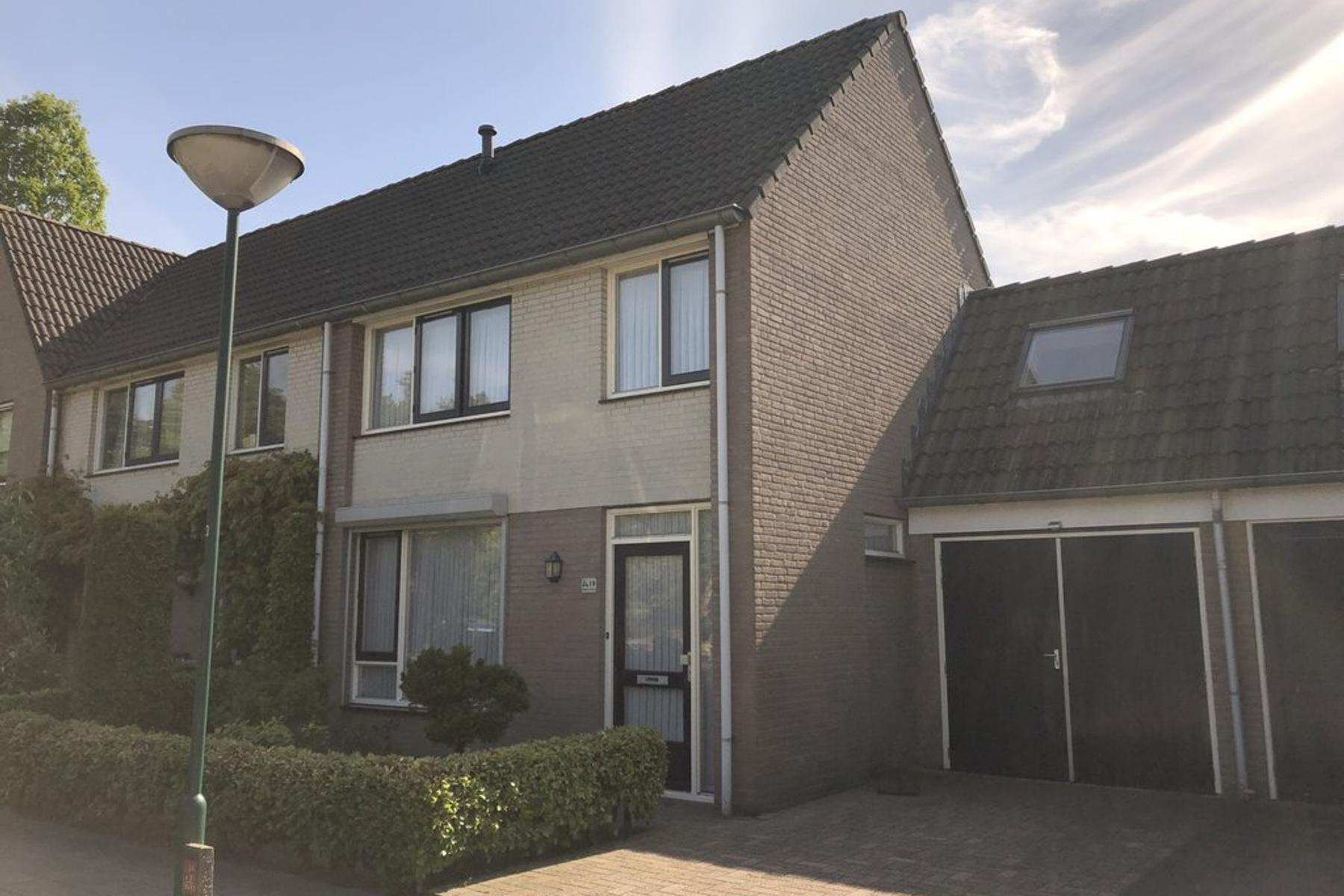 Horstveld 19 in Eersel 5521 SL
