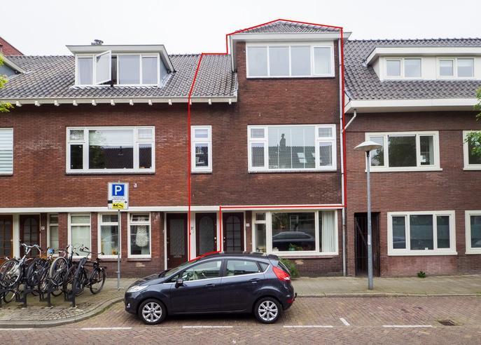 Johan De Meesterstraat 3 Bis in Utrecht 3532 EJ