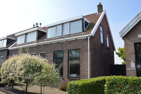 Veldweg 61 in Westzaan 1551 PK