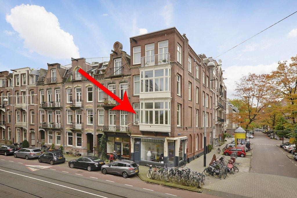 Koninginneweg 207 1 in Amsterdam 1075 CR