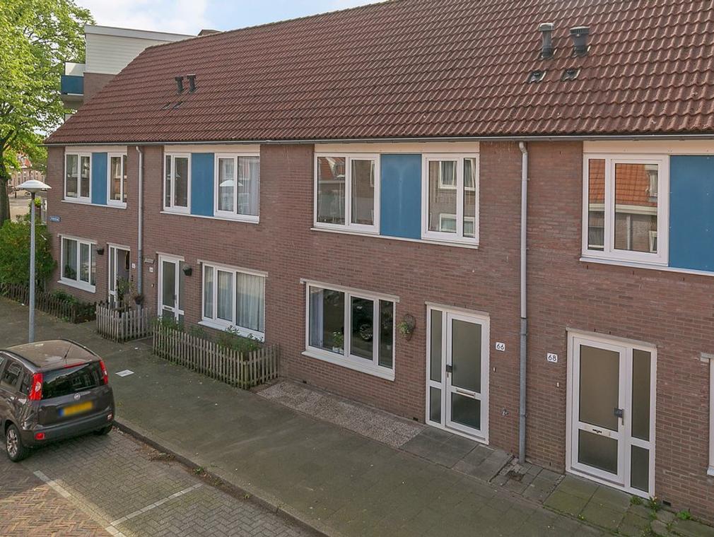 Hunzestraat 66 in Utrecht 3522 EB