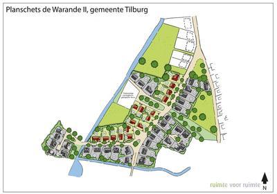 Buitengoed Nieuwe Warande Deelplan Iib #33 in Tilburg 5012 TG