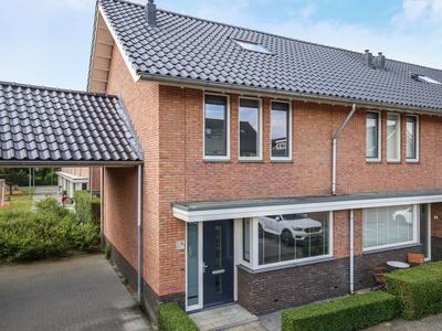 Woldbergerhout 8 in Harderwijk 3845 JS