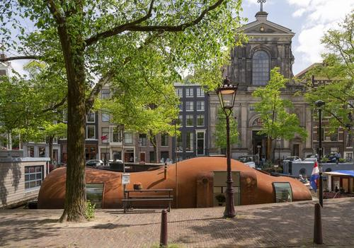 Amstelveld 32 in Amsterdam 1017 JD