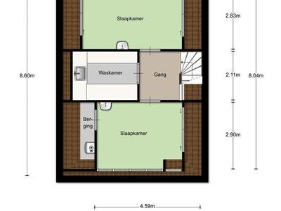 2e verdieping 2d
