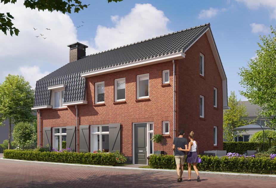 Bouwnummer 200 in Arnhem 6842