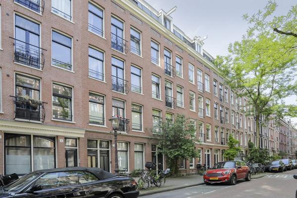 Wilhelminastraat 15 3 in Amsterdam 1054 VT