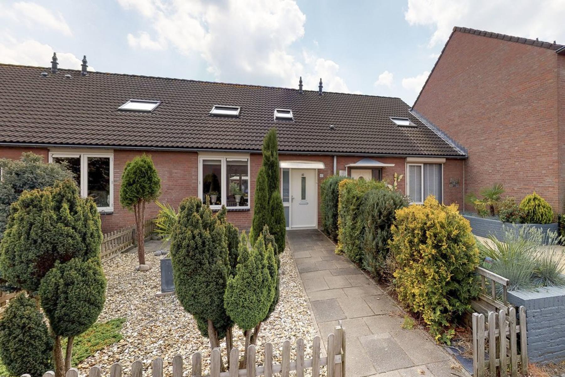 Frans Halslaan 40 in Oosterhout 4907 PX