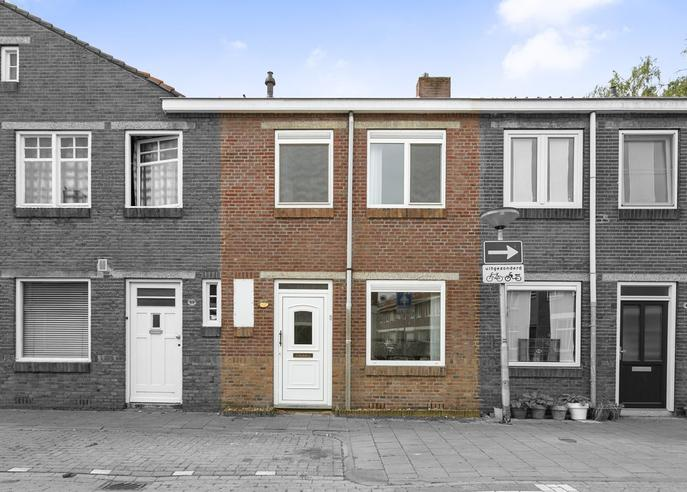 Gebroeders Van Eijckstraat 21 in Tilburg 5025 NJ