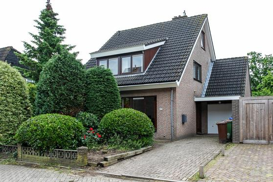 De Moucheronstraat 20 in Ede 6717 TT