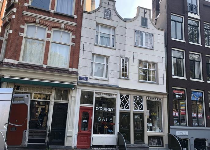 Singel 389 in Amsterdam 1012 WN