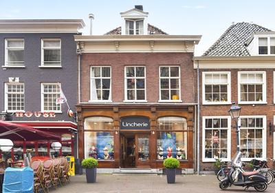 Oude Groenmarkt 4 in Haarlem 2011 HL