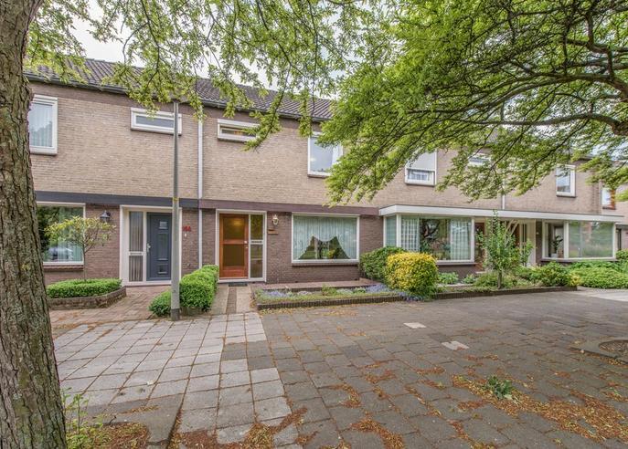 Laan Der Nederlanden 160 in Beverwijk 1945 AC