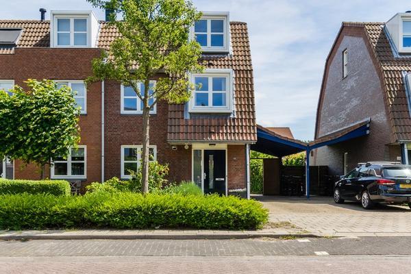 Koos Speenhofflaan 66 in Beverwijk 1948 AM